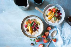 Zdrowe jedzenie i odżywanie