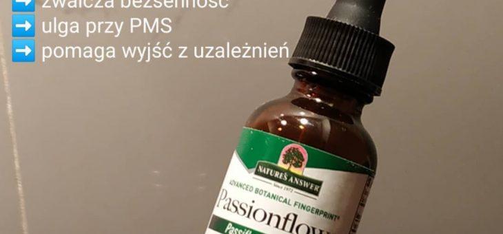Passiflora Incarnata – roślina o kojącym działaniu